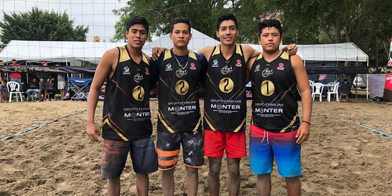 Ithanm sigue siendo el rey del voleibol mexicano
