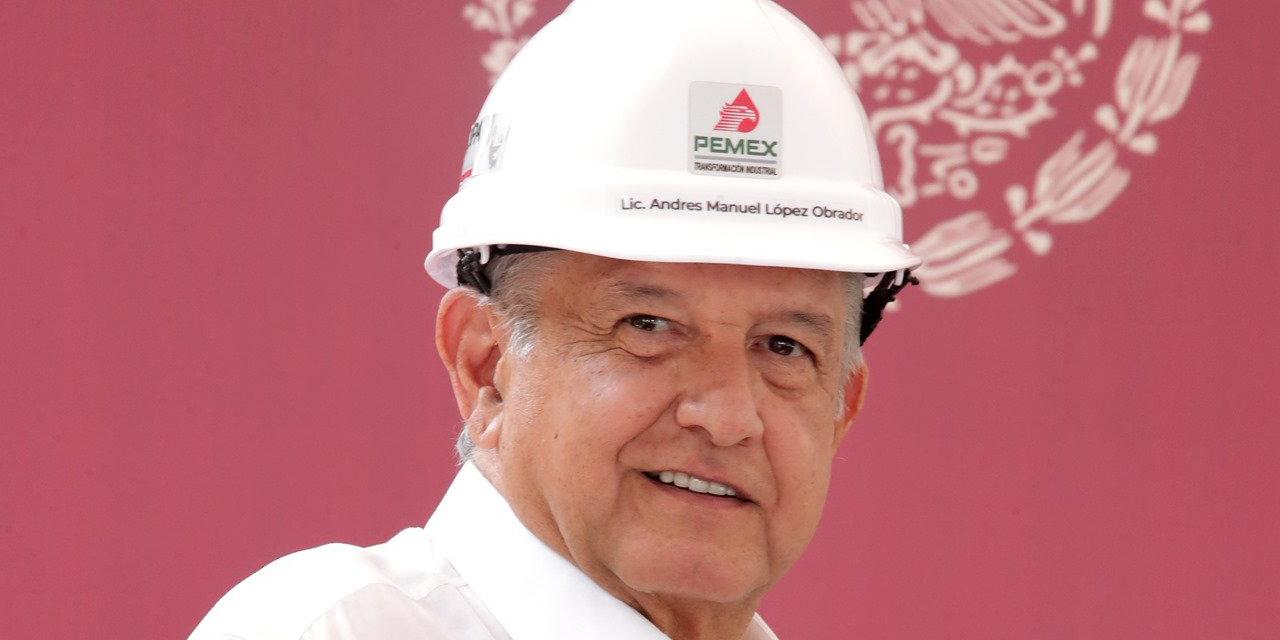 Prima de AMLO recibe contratos millonarios de Pemex: Loret | El Imparcial de Oaxaca