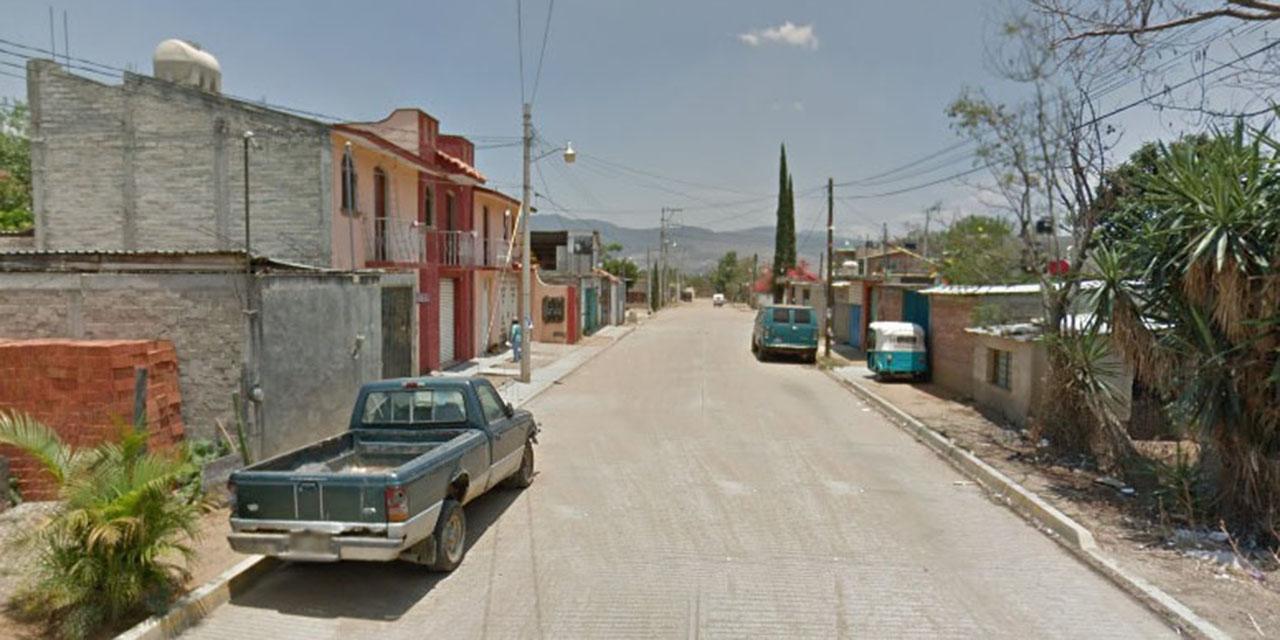 Detienen a un hombre por feminicidio en Santa Cruz Xoxocotlán
