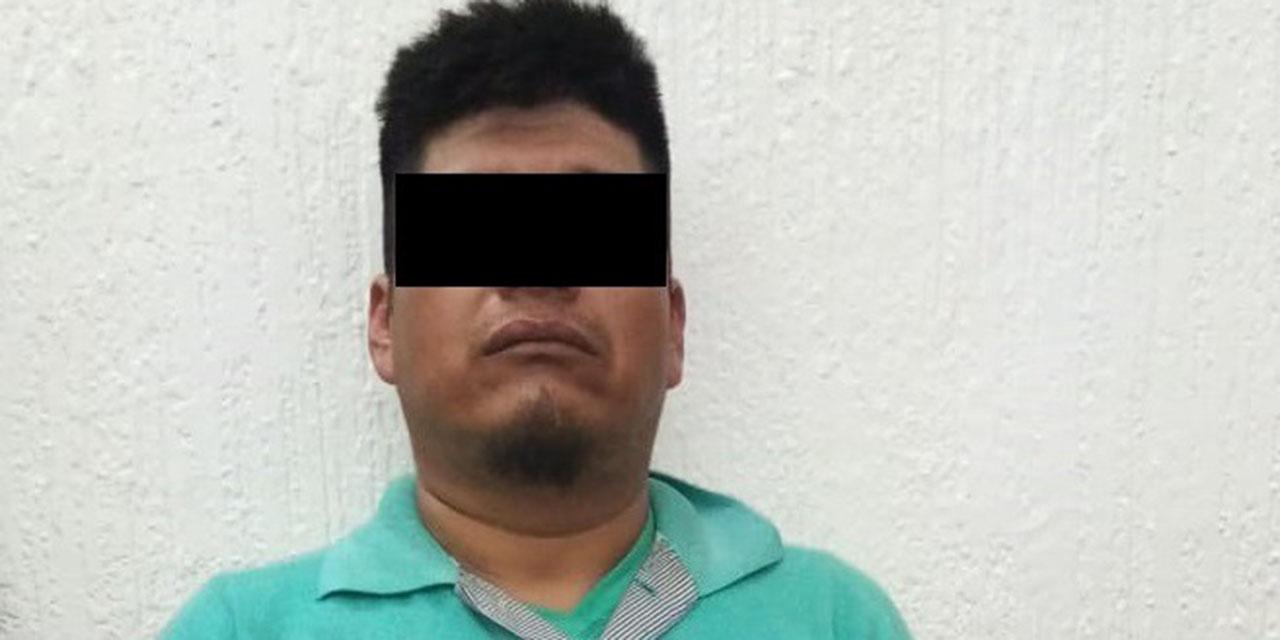 FGEO detiene a presunto homicida de Puebla en Xoxocotlán