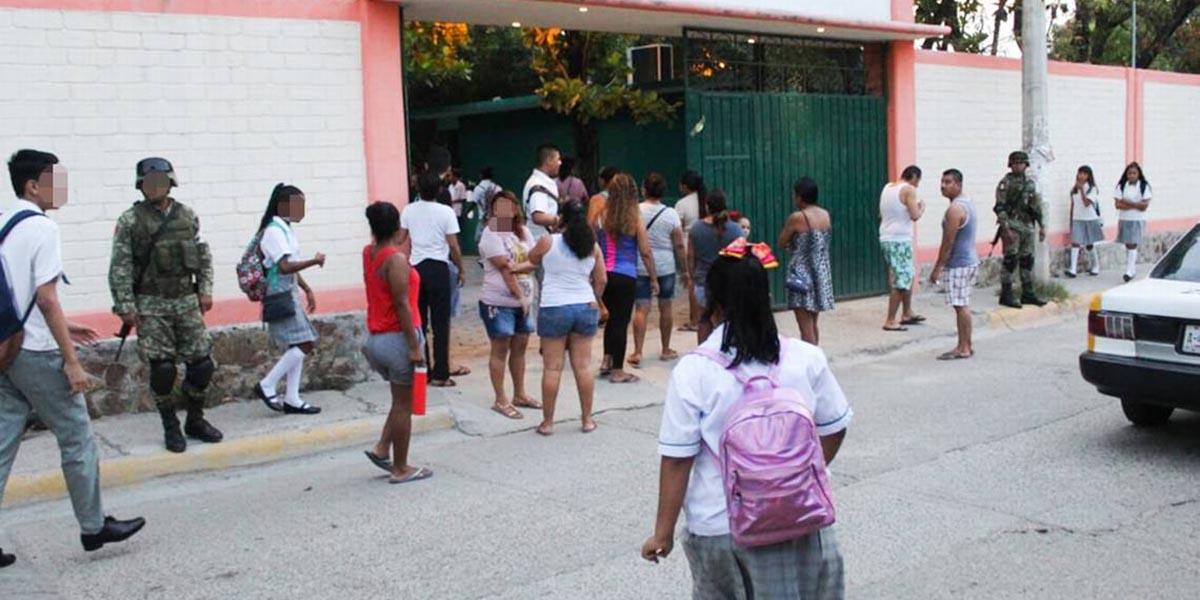 Reinicia clases presenciales escuela de Guerrero | El Imparcial de Oaxaca