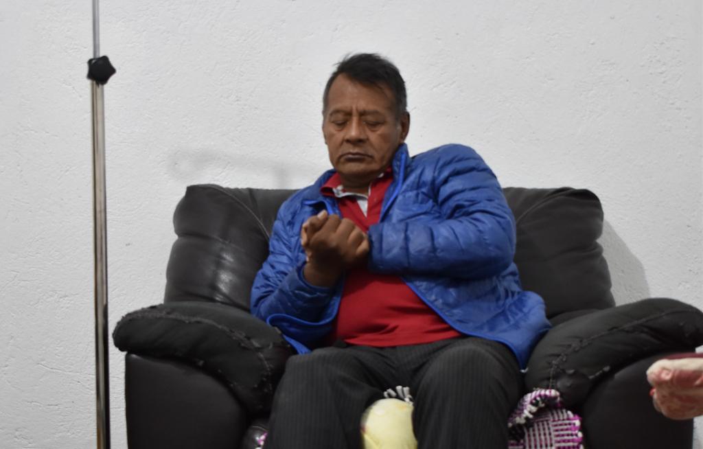 Vicente, el guerrero del Mercado Zonal de Santa Rosa | El Imparcial de Oaxaca