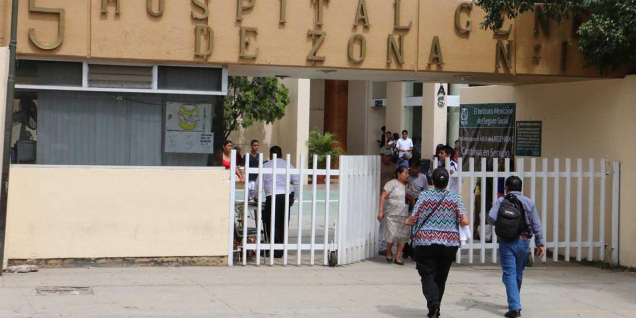 Muere bebé por negligencia en el IMSS de Oaxaca | El Imparcial de Oaxaca
