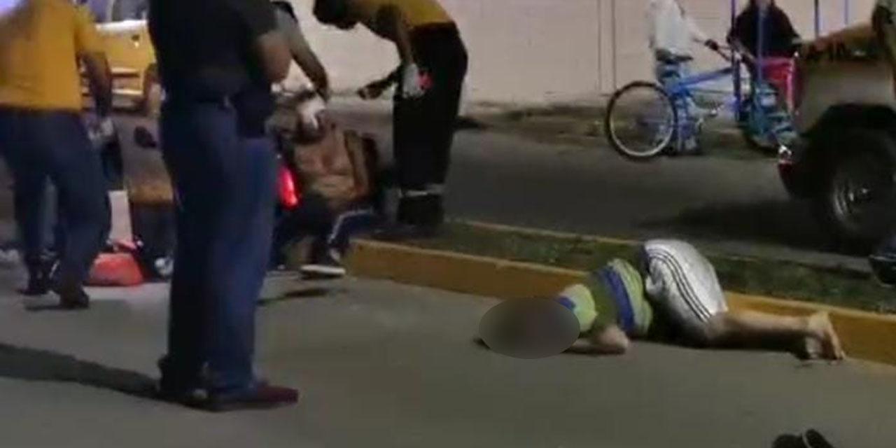 Motociclista muere en accidente en Tuxtepec