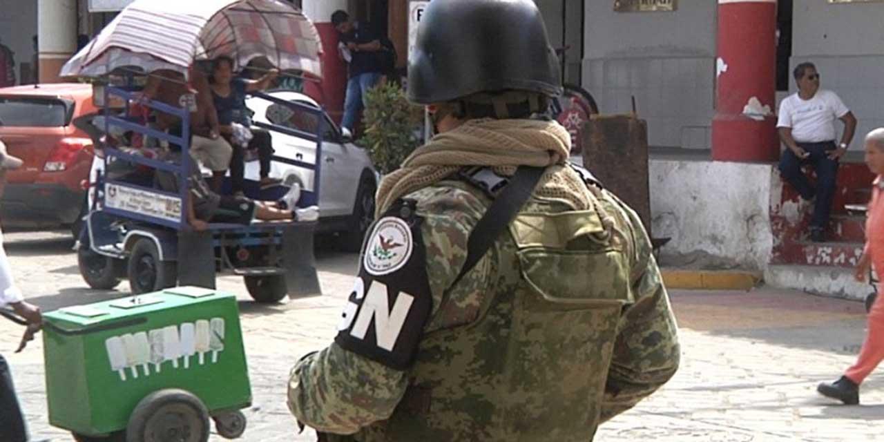 Robos y homicidios asolan a ciudadanos de Tehuantepec
