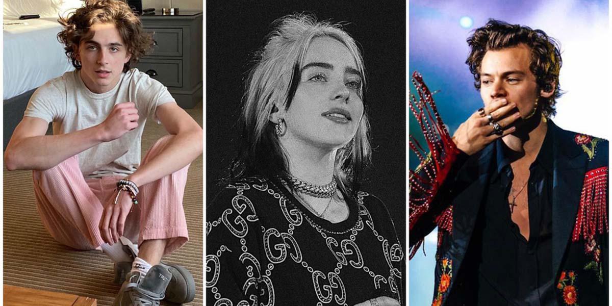 Los famosos que se convirtieron en íconos de la moda este 2020 | El Imparcial de Oaxaca
