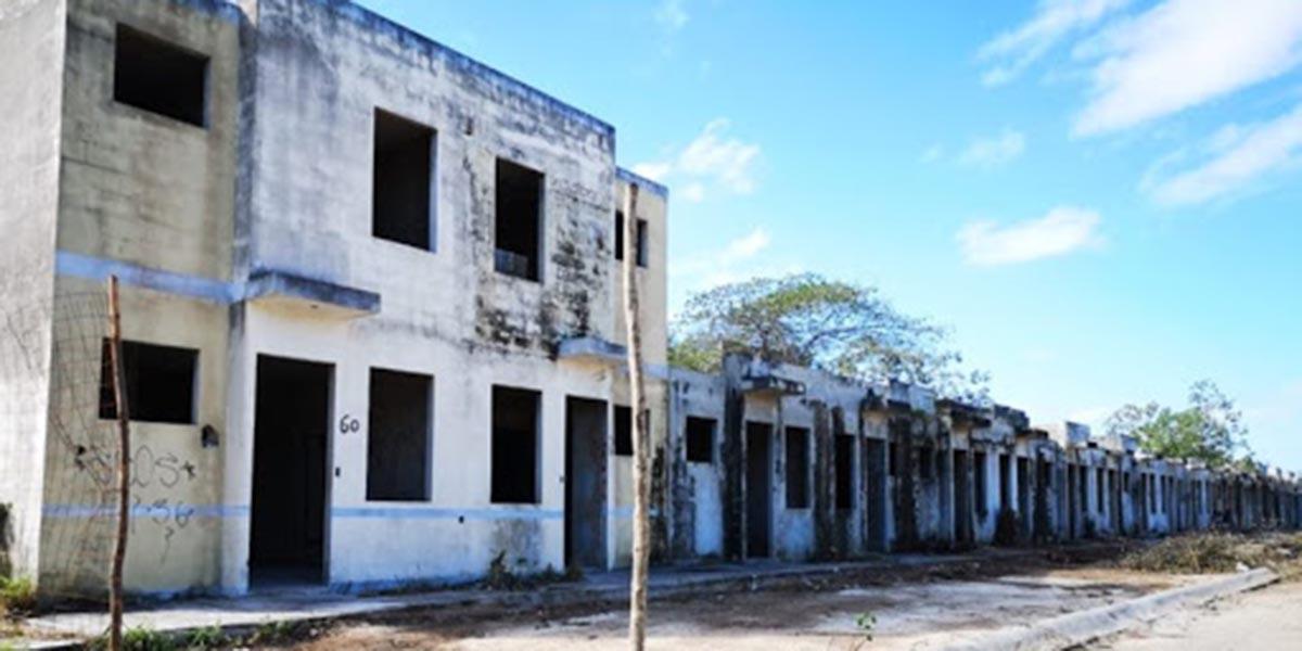 Estiman 650 mil viviendas de interés social abandonadas | El Imparcial de Oaxaca