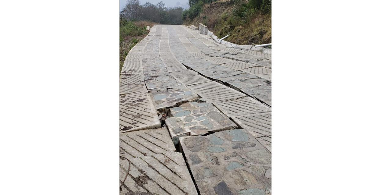 Se fractura camino de la 4T en la Sierra Norte | El Imparcial de Oaxaca