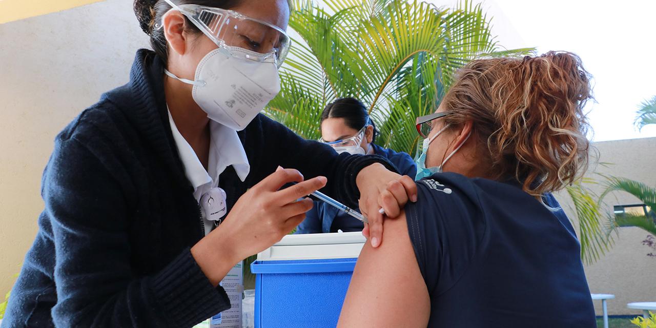 Oaxaca espera para hoy otro lote de vacunas Covid-19   El Imparcial de Oaxaca