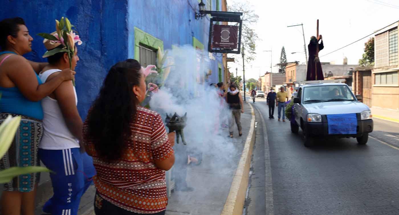 En riesgo, celebraciones  por Semana Santa | El Imparcial de Oaxaca