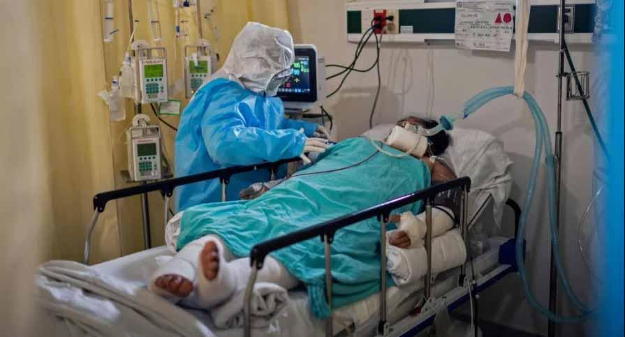 Muere 70% de pacientes que  son intubados en Oaxaca | El Imparcial de Oaxaca