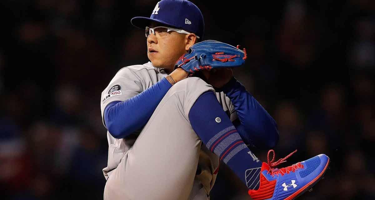 Dodgers mejora el contrato de Julio Urías para la siguiente temporada | El Imparcial de Oaxaca