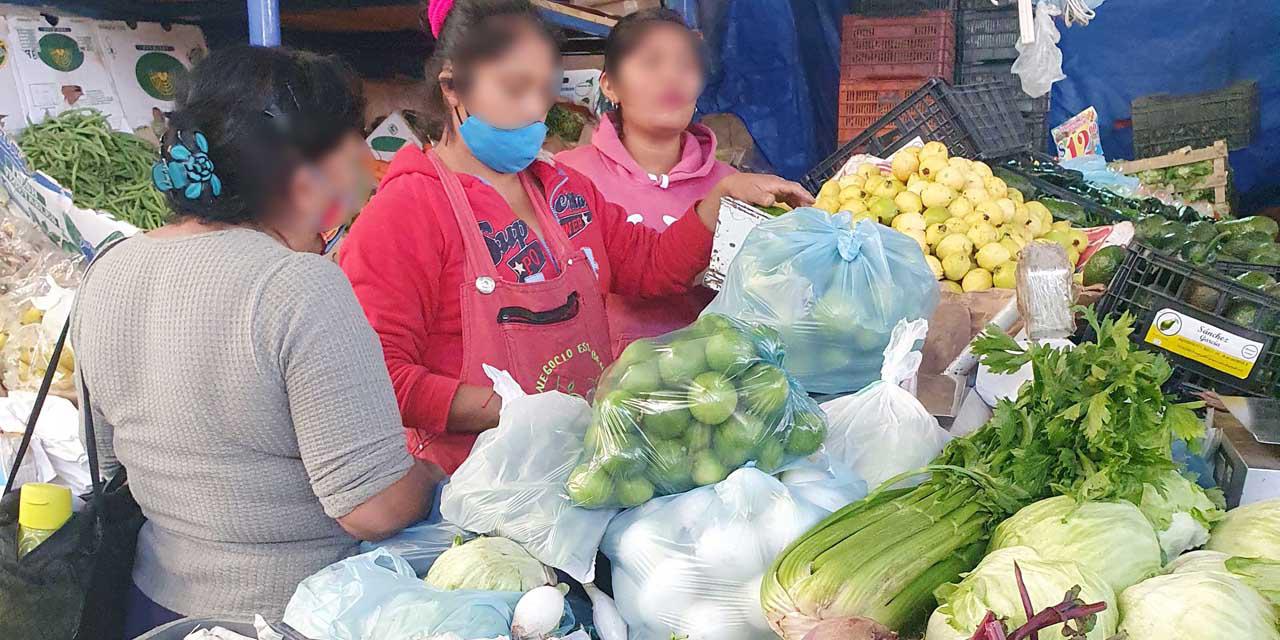 Frutas y verduras aumentan precios en la Central de Abasto   El Imparcial de Oaxaca