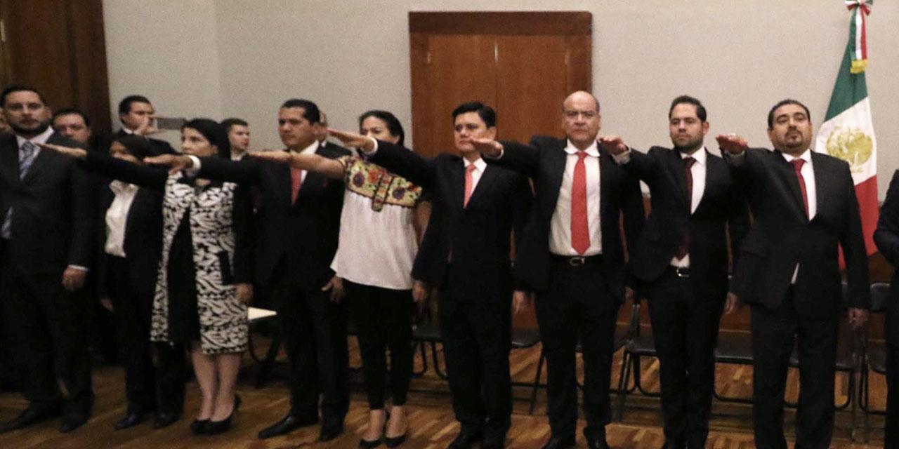 Desbandada en gabinete de Murat por aspiraciones políticas | El Imparcial de Oaxaca