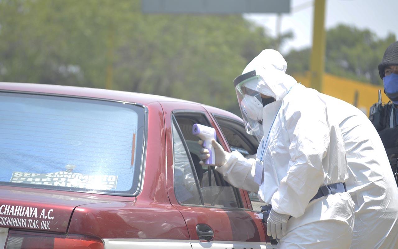 Van 909 sanciones a transportistas por no acatar medidas sanitarias | El Imparcial de Oaxaca