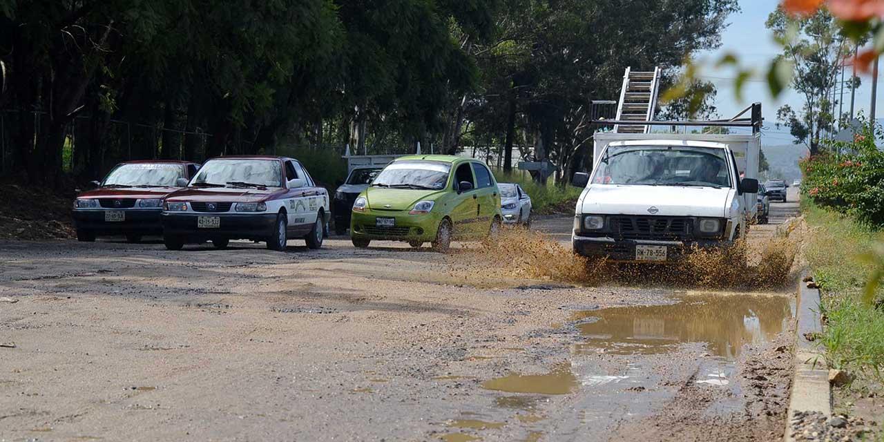 Abandona SCT y CAO carreteras a Costa e Istmo   El Imparcial de Oaxaca