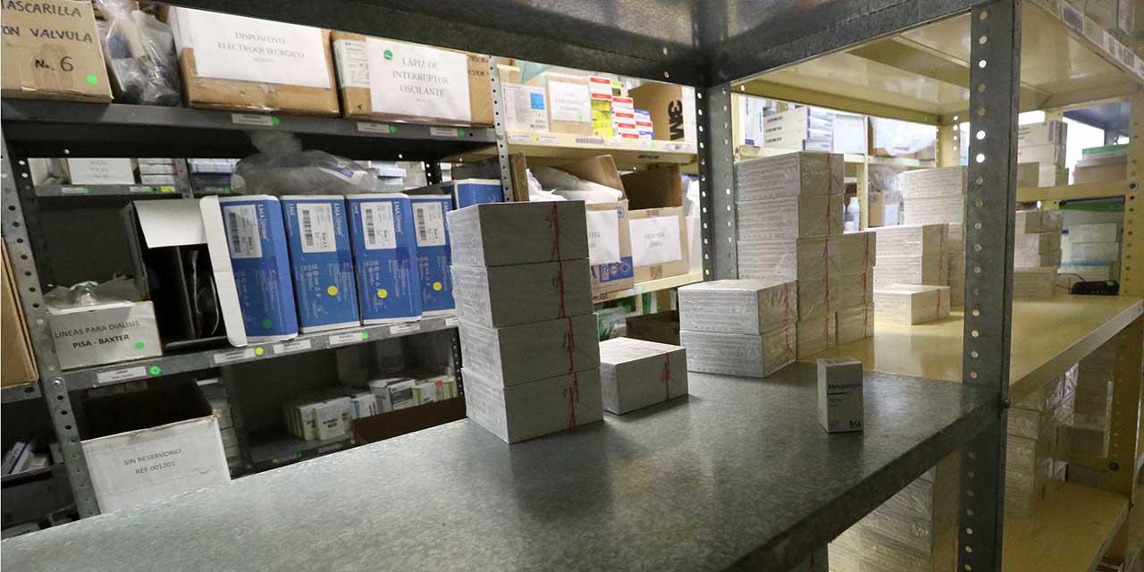 Hay desabasto de medicamentos para pacientes graves de Covid-19 en Oaxaca | El Imparcial de Oaxaca