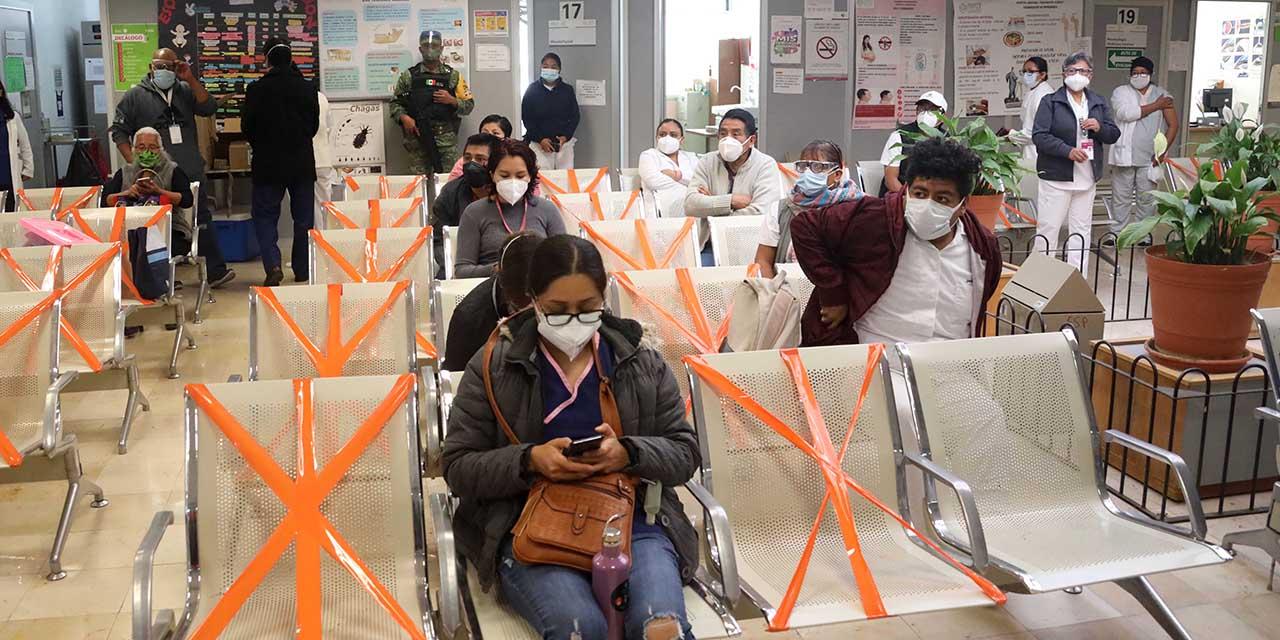 Recibir la vacuna, alivio para combatir la pandemia   El Imparcial de Oaxaca