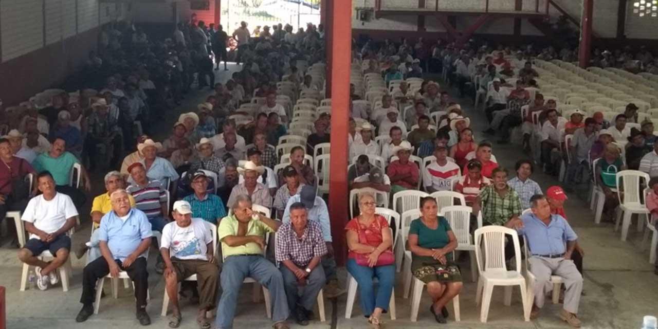 Comuneros de Pochutla se quejan por falta de convocatoria para elección   El Imparcial de Oaxaca