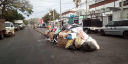 Reanudan recolección de basura en Salina Cruz