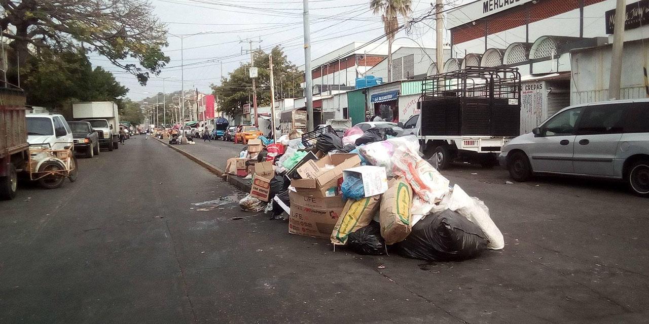 Reanudan recolección de basura en Salina Cruz | El Imparcial de Oaxaca