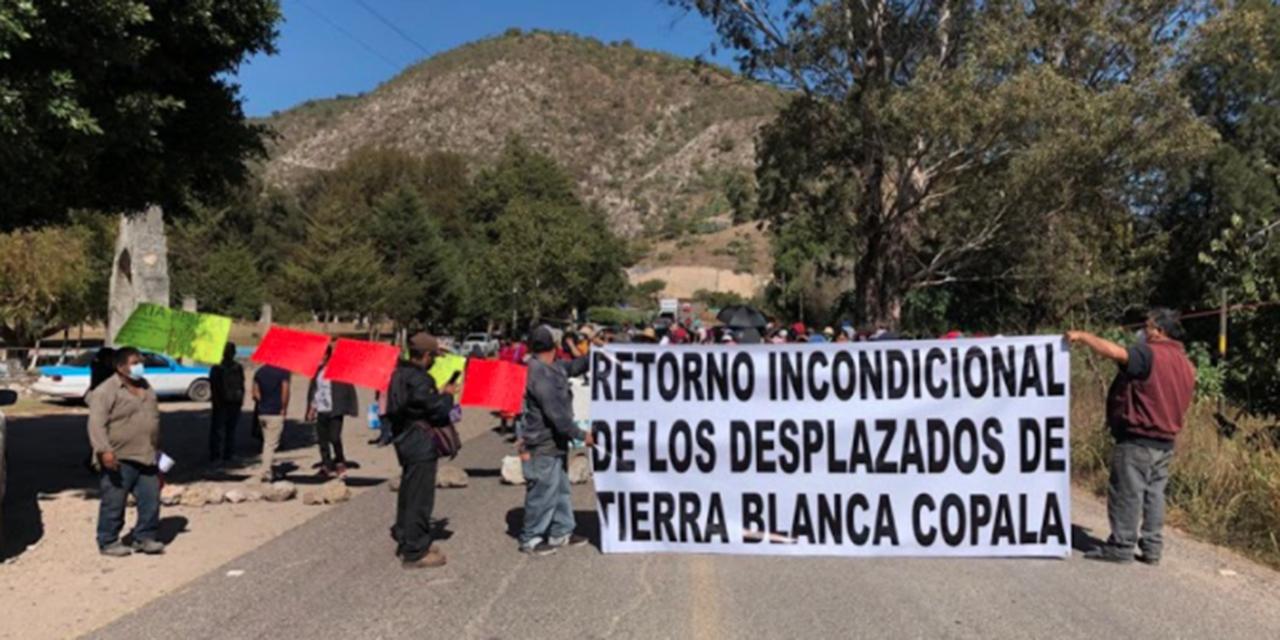 Dan seguimiento para el retorno de triquis de Tierra Blanca   El Imparcial de Oaxaca