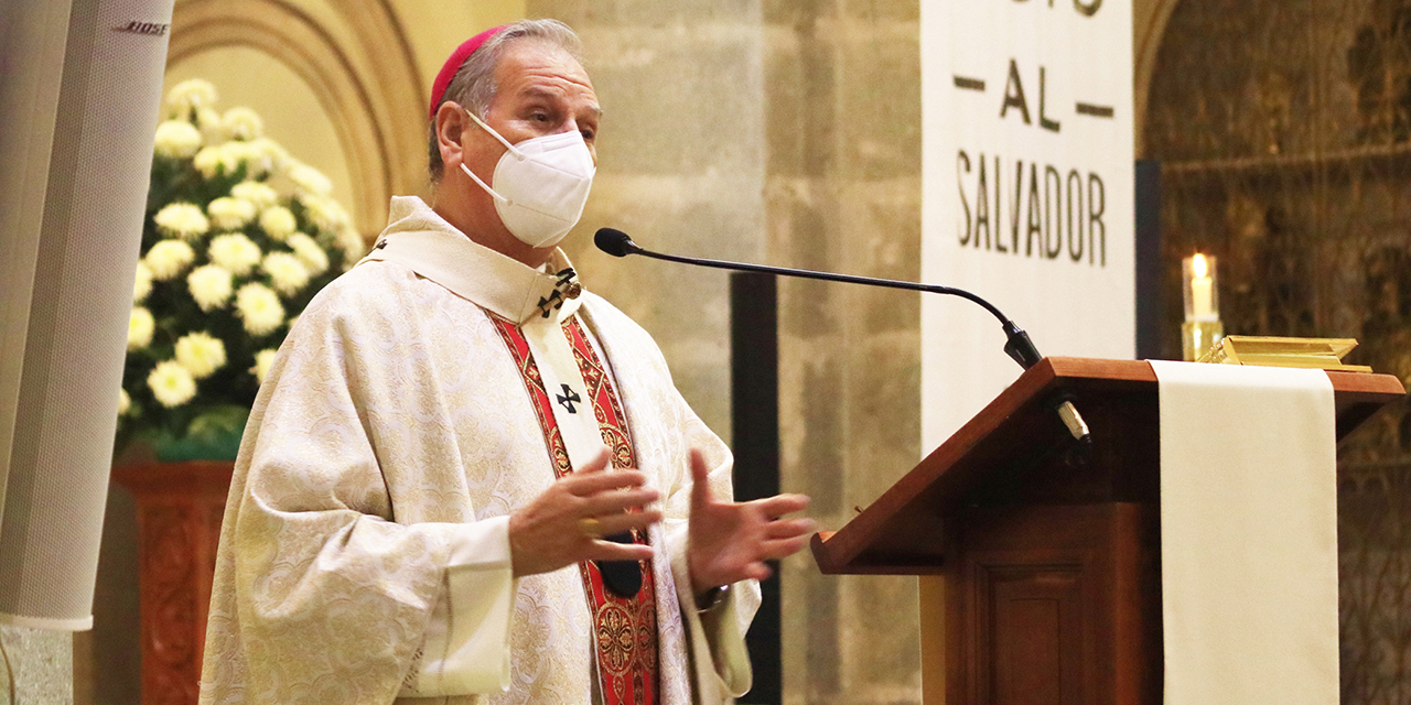 Pide arzobispo regalar amor y sonrisas en vida | El Imparcial de Oaxaca