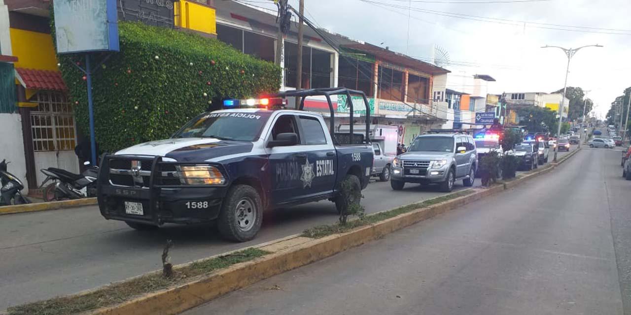 Aplican operativo en bares y cantinas de Matías Romero | El Imparcial de Oaxaca