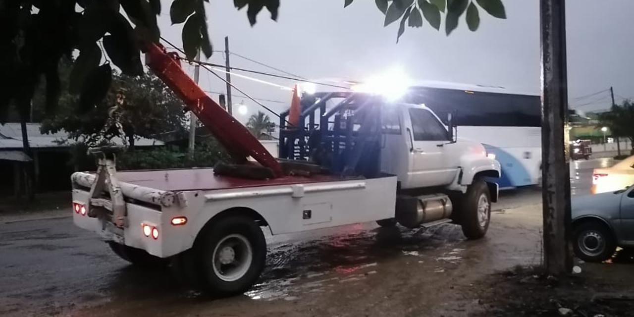 Choque sobre Carretera Federal | El Imparcial de Oaxaca