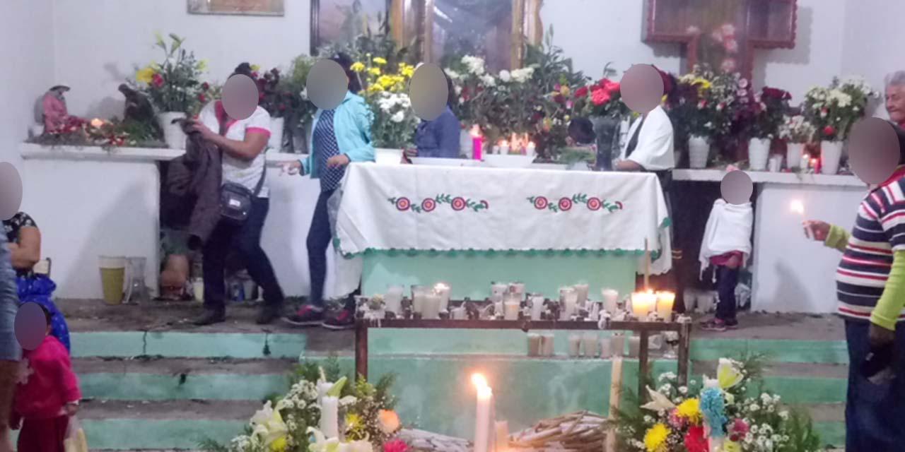 Cancelan celebración en Xadani por pandemia | El Imparcial de Oaxaca