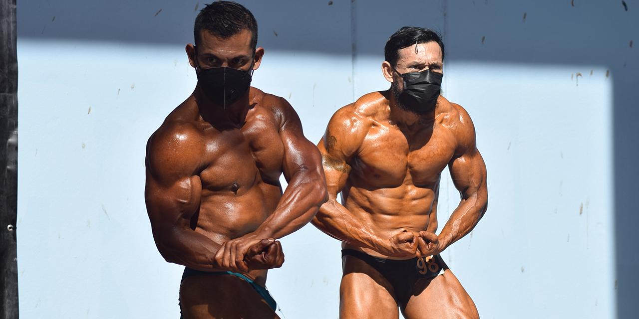 Preparan músculos para el 2021 | El Imparcial de Oaxaca