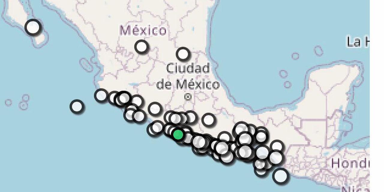 Oaxaca agitada por sismos | El Imparcial de Oaxaca