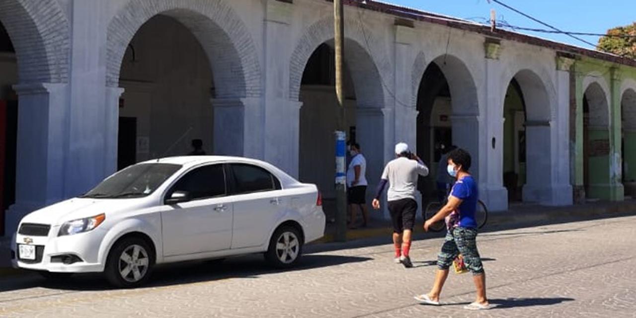 Detienen a quien no use cubrebocas en El Espinal | El Imparcial de Oaxaca
