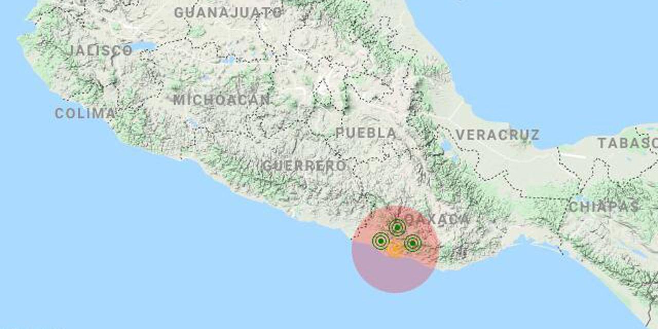 Encabeza Oaxaca eventos sísmicos   El Imparcial de Oaxaca