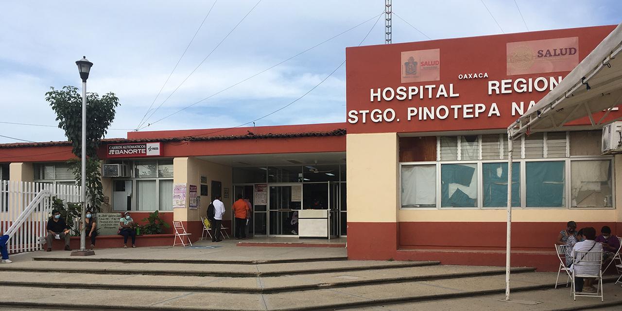 Se saturan hospitales Covid-19 en Pinotepa | El Imparcial de Oaxaca