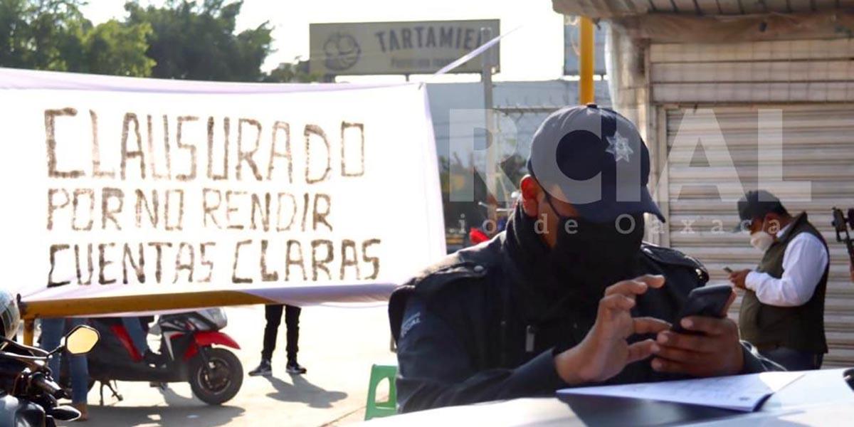 Acusan dirigentes robo de más de 600 mdp por cobro en estacionamiento de la Central | El Imparcial de Oaxaca