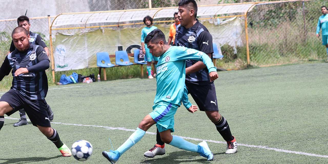 Le propinan goliza a Deportivo NP en Liga Mundo 7 | El Imparcial de Oaxaca