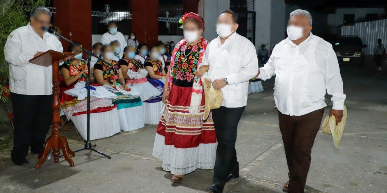 Presidenta de Tehuantepec hace fiesta en plena pandemia   El Imparcial de Oaxaca