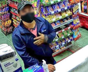 Asalto a mano armada en comercio de Xoxocotlán