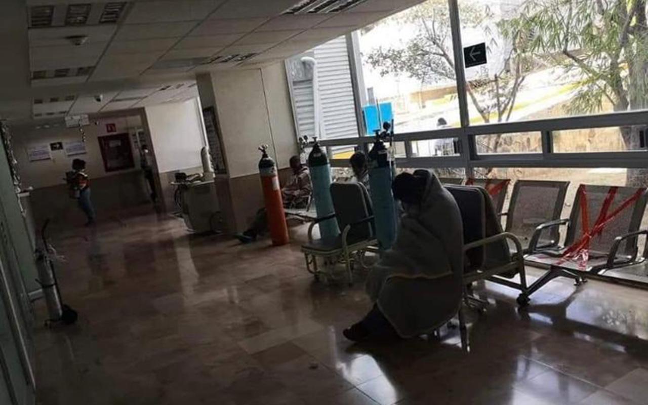 Colapsan hospitales | El Imparcial de Oaxaca