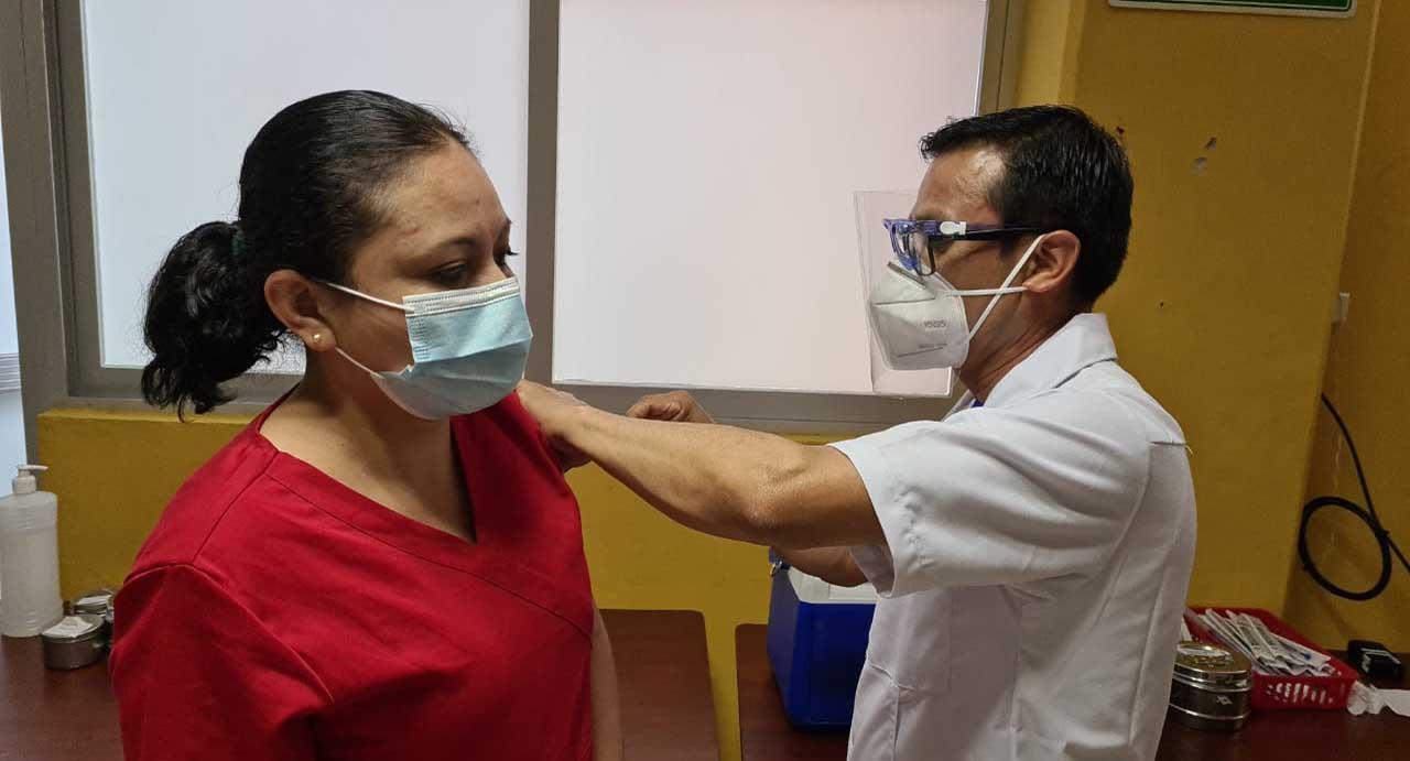 Logra Oaxaca 100% de  aplicación de vacuna | El Imparcial de Oaxaca