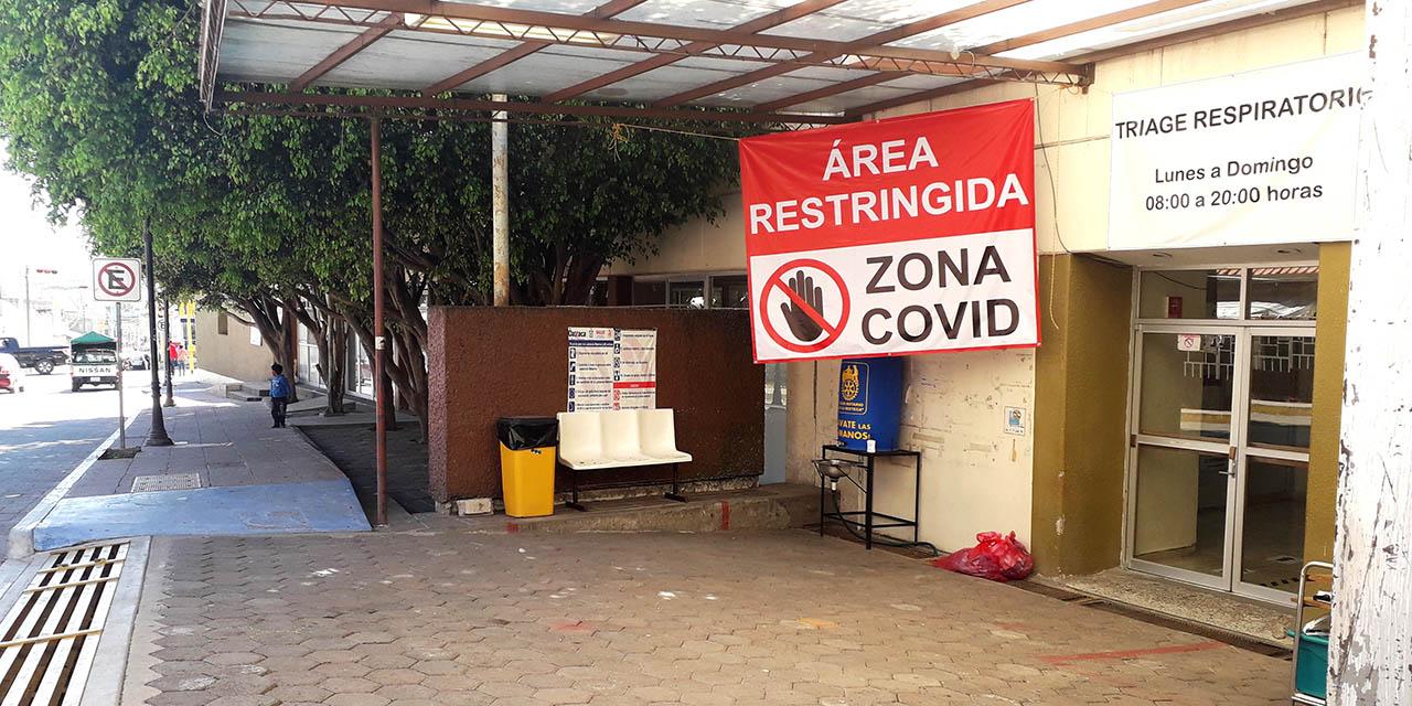 La Mixteca reporta el 50 % de ocupación hospitalaria debido al Covid-19 | El Imparcial de Oaxaca