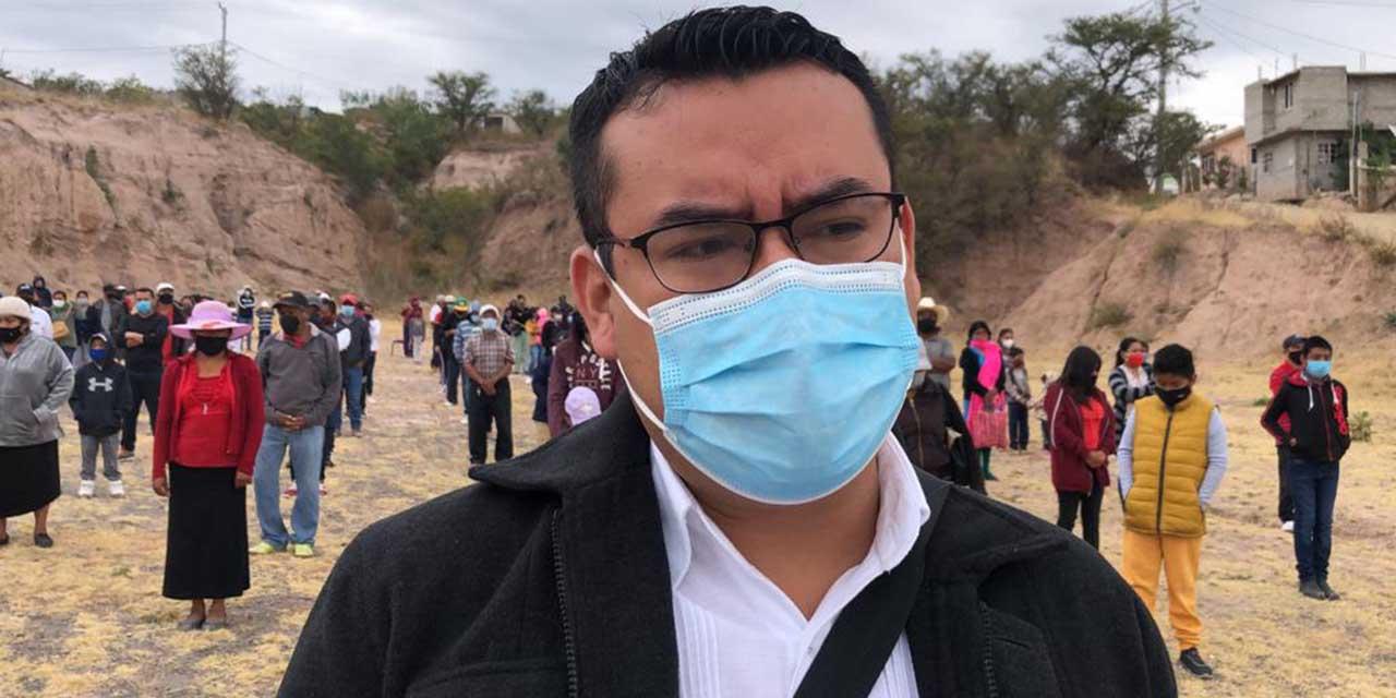 Interviene Segego en conflicto de la colonia Volcanes, en Huajuapan | El Imparcial de Oaxaca