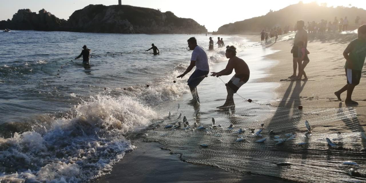 En Boca Vieja, Huatulco, la pesca, una grata experiencia | El Imparcial de Oaxaca