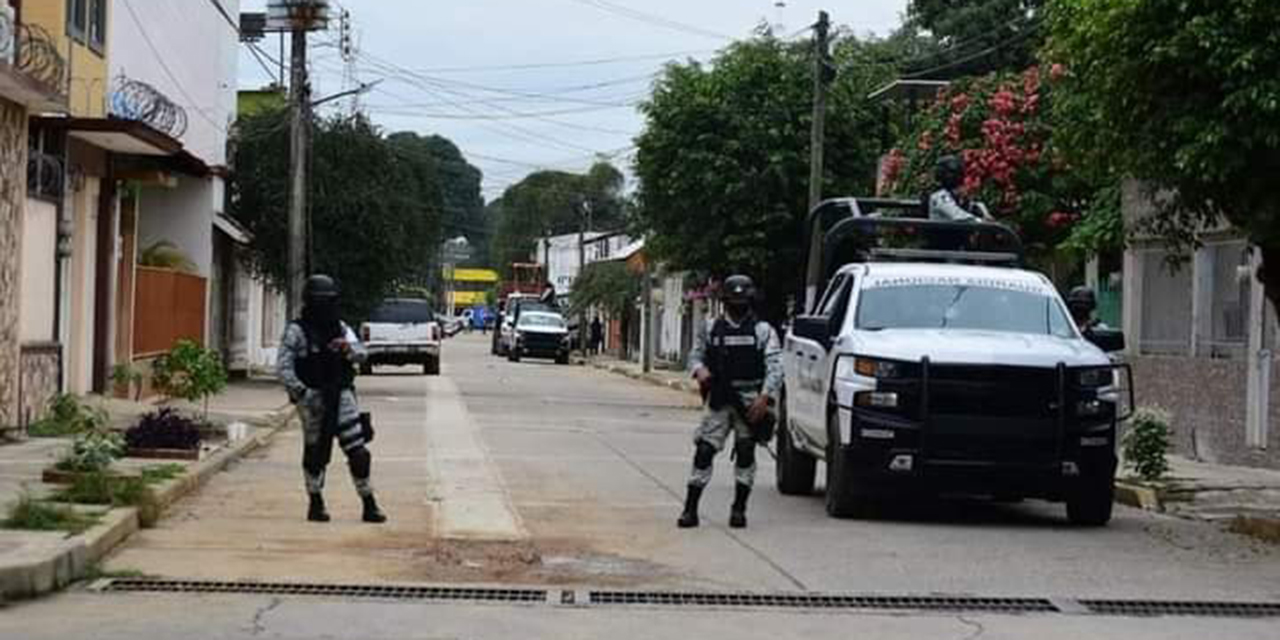 Secuestro y balacera en Tuxtepec | El Imparcial de Oaxaca