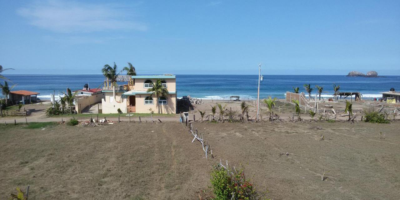 Venta irregular de terrenos afecta a la Costa oaxaqueña | El Imparcial de Oaxaca