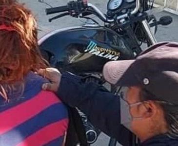 Detienen a ama de casa en Nochixtlán por no usar cubrebocas