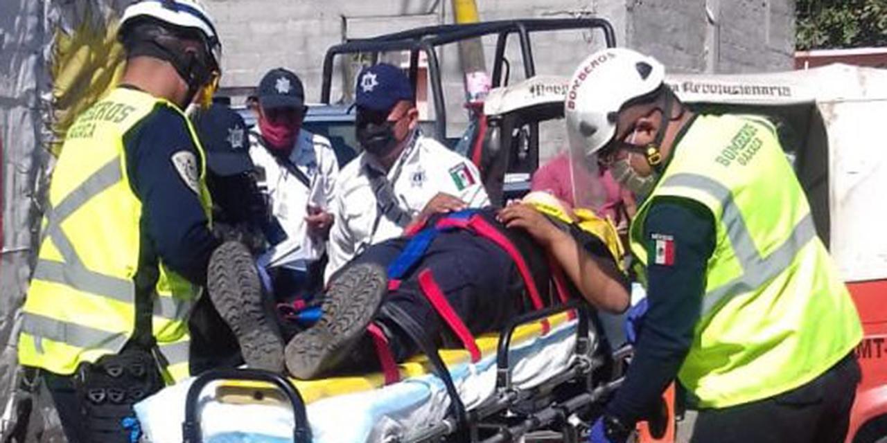 Mototaxista arrolla a elemento de la PABIC en Juchitán | El Imparcial de Oaxaca