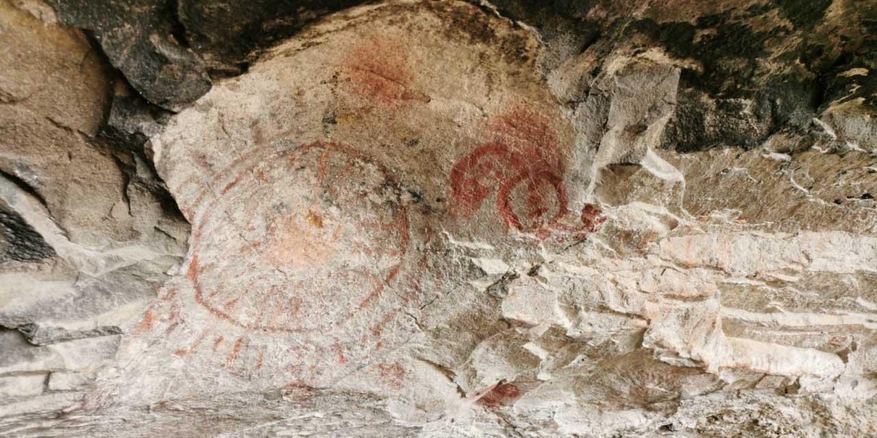 Indigna vandalismo contra cueva en Mitla | El Imparcial de Oaxaca