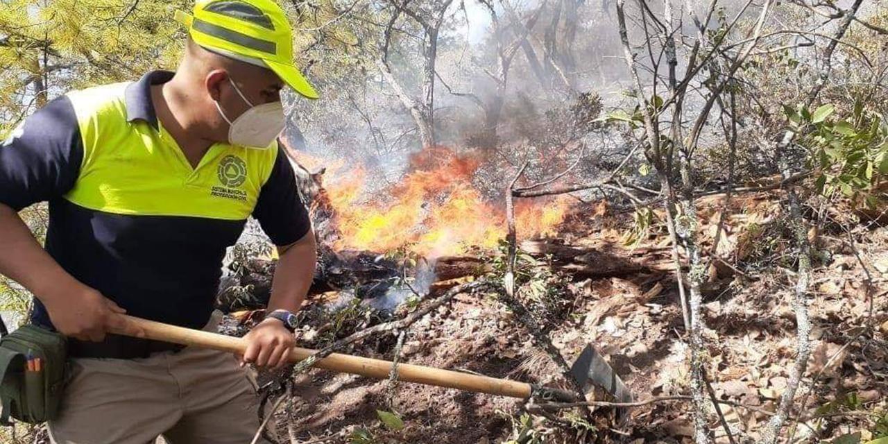 Se disparan incendios en la ciudad de Tlaxiaco | El Imparcial de Oaxaca